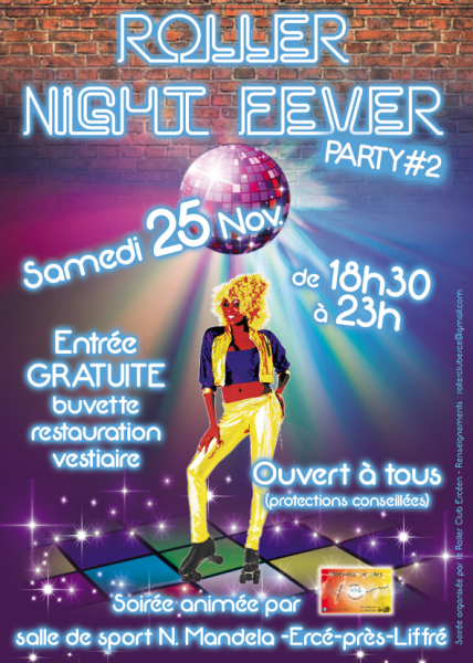 Roller Night Fever 2017