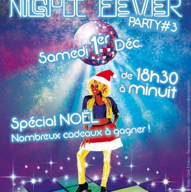 Roller Night Fever 2018