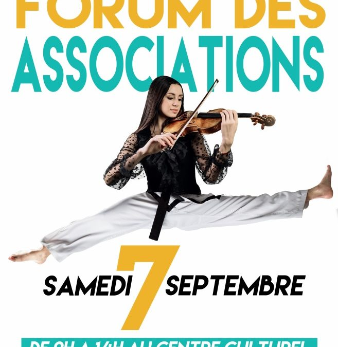 Forum des associations de Liffré