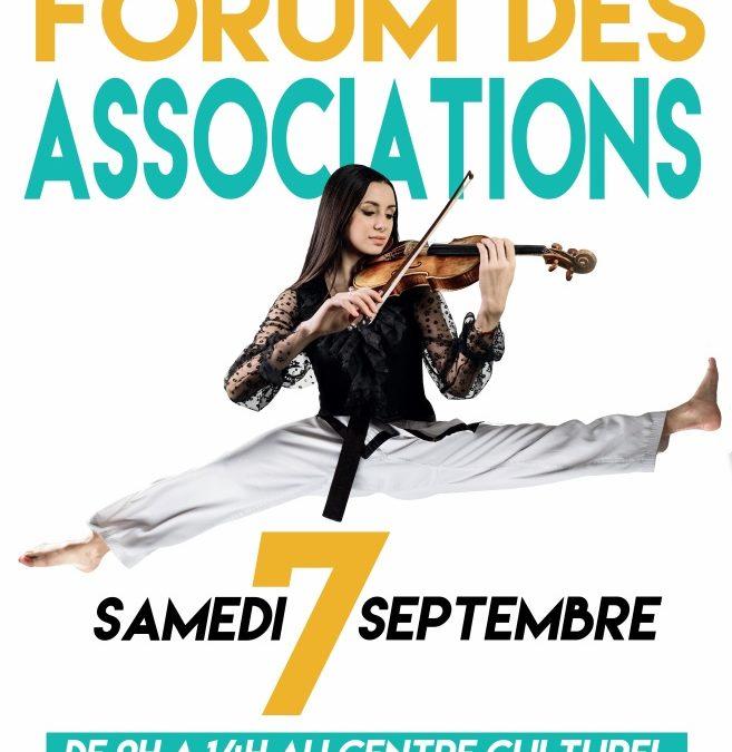 Forum des associations de Liffré